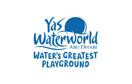 logo of Yas Waterworld Abu Dhabi - Water's Greatest Playground