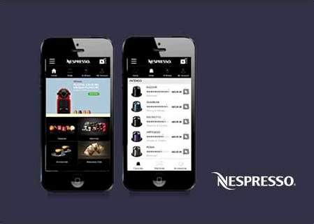 NESPRESSO E-BOUTIQUE